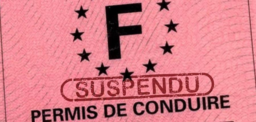 Suspension de permis